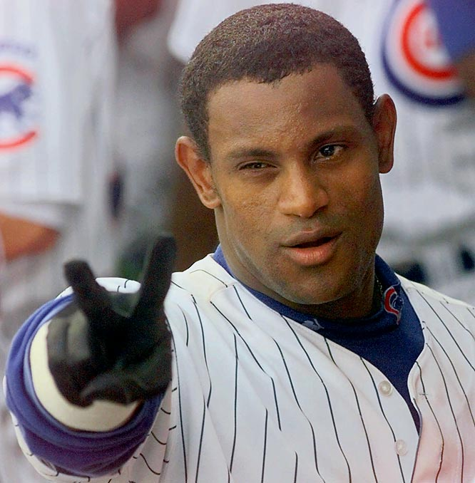 Sammy Sosa - Beautiful Photos